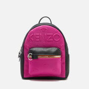 KENZO Women's Neoprene Backpack - Deep Fuchsia