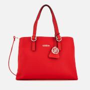 Guess Women's Tulip Satchel Bag - Red