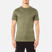 Michael Kors Men's Sleek MK Crew T-Shirt - Ivy Green