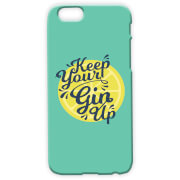 Keep Your Gin Up Handyhülle für iPhone & Android