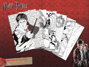 Harry Potter Colouring Poster Pack PCP0075