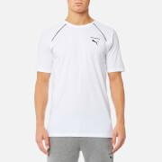 Puma Men's Evo Core Short Sleeve T-Shirt - Puma White