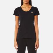Lucas Hugh Women's Core Technical T-Shirt - Black