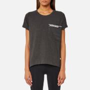 Bjorn Borg Women's Dorey Loose T-Shirt - Grey Melange