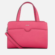 DKNY Women's Bryant Park Mini Satchel Bag - Cerise