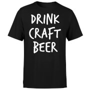 Drink Craft Beer Mens T-Shirt
