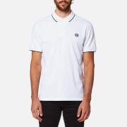 KENZO Men's Slim Fit Polo Shirt - White