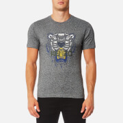 KENZO Men's Tiger Logo Icon T-Shirt - Anthracite
