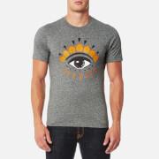 KENZO Men's Classic Eye T-Shirt - Anthracite