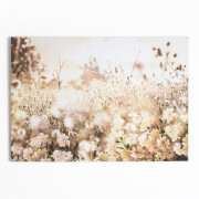 Art For The Home Layered Meadow Landscape Printed Canvas Wall Art