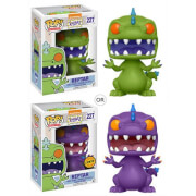 Rugrats Reptar Funko Pop! Figuur (Kans op Chase)