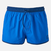 adidas Swim Men's Split Shorts - Blue
