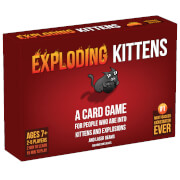 Exploding Kittens Card Game Original Edition