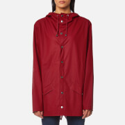 RAINS Jacket - Scarlet