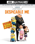 Gru, mi villano favorito (incluye copia UV) - 4K Ultra HD