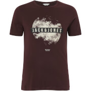 Jack & Jones Core Men's Atmos T-Shirt - Fudge