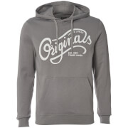 Sudadera capucha Jack & Jones Originals Carry - Hombre - Gris