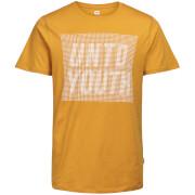 T-Shirt Homme Core Kevin Jack & Jones - Jaune Orangé