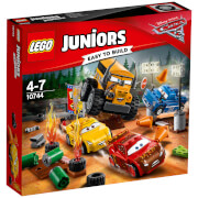LEGO Juniors: Crazy 8 Rennen in Thunder Hollow (10744)