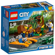 LEGO City: Ensemble de démarrage de la jungle (60157)