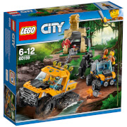 LEGO City: Mission mit dem Dschungel-Halbkettenfahrzeug (60159)
