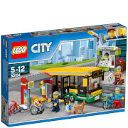 LEGO City: Estación de autobuses (60154)