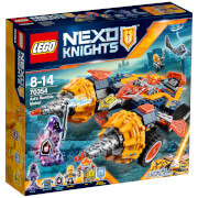 LEGO Nexo Knights: Doble perforadora de Axl (70354)