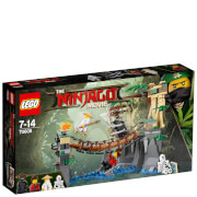 The LEGO Ninjago Movie: Cataratas del maestro (70608)