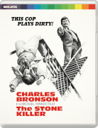 The Stone Killer - Limited Edition Dual Format (Includes DVD)