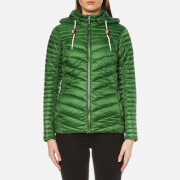 Barbour Women's Headland Quilt Jacket - Clover