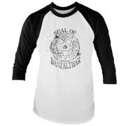 T-Shirt Buffy Contre les Vampires 20ème Anniversaire - Manches Raglan
