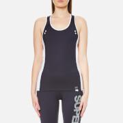 Superdry Women's Super Speed Sports Vest - Navy