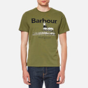 Barbour Men's Padstow T-Shirt - Burnt Olive
