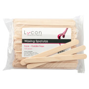 Lycon Waxing Spatulas Face Paddle Pops 100 Pack