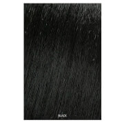 Showpony Professional Clip In Hair Extensions Heat Resistant Synthetic Style 406 - Black 18 Inches