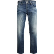 Jack & Jones Men's Originals Dash 005 Loose Fit Jeans - Blue Denim
