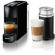Nespresso by KRUPS XN111840 Essenza Mini Black Bundle