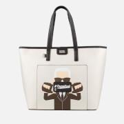 Karl Lagerfeld The Photographer Team Karl Shopper Bag - Multi
