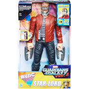 Marvel Guardians of the Galaxy Electronic Music Mix Star-Lord Actiefiguur (30 cm)