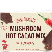 Four Sigmatic Mushroom Hot Cacao Cordyceps Mix (10 Sachets)