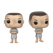 Stranger Things Eleven Hospital Gown Pop! Vinyl Figur