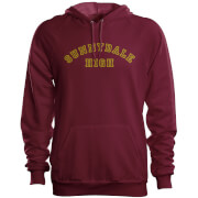 Sweat à Capuche Homme Sunnydale High Buffy Contre les Vampires