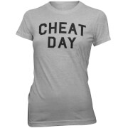 Cheat Day Women's Slogan T-Shirt
