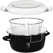 Premier Housewares Deep Fryer - Black