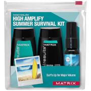 Matrix Biolage Total Results High Amplify Summer Survival Kit (Worth $18)