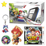 Nintendo 2DS Turbo Pack