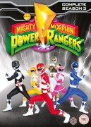 Mighty Morphin Power Rangers Complete Season 3 Collection