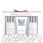 Baylis & Harding Jojoba, Silk and Almond Oil Small 3 Piece Set