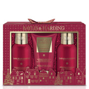 Baylis & Harding Midnight Fig and Pomegranate Small 3 Piece Set