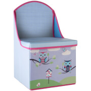 Premier Housewares Owl Storage Box/Seat